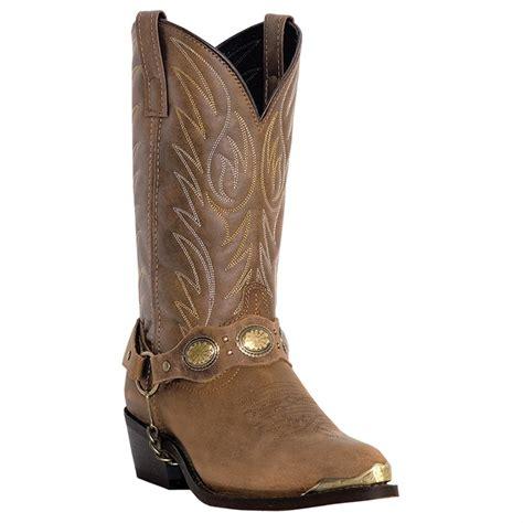 mens laredo boots s laredo 12 quot tallahassee western boots 590520