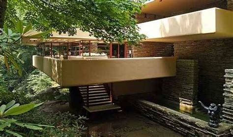waterfall house interior fallingwater extraordinary beautiful waterfall house in pennsylvania by frank lloyd