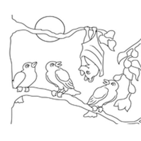 stellaluna 187 coloring pages 187 surfnetkids