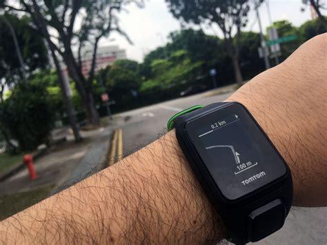 Tomtom Runner gear review tomtom runner 3 just run lah