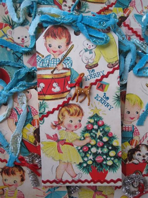 Decoupage With Wrapping Paper - wrapping paper tis the season decoupage ornaments