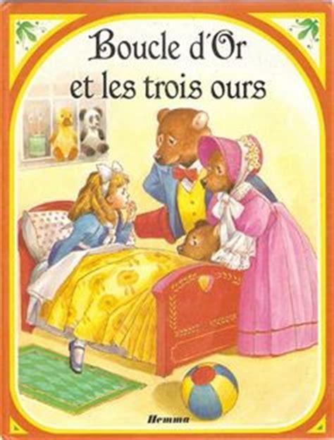 boucle dor et les boucle d or et les trois ours on bear crafts boucle d oreille and communication