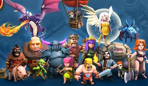 download game coc mod flame wall clash of clans picture wallpaper for coc fans game