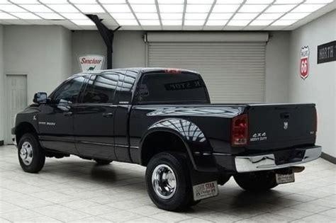 2006 dodge ram 3500 mega cab diesel for sale find used 2006 dodge ram 3500 diesel 4x4 dually slt mega