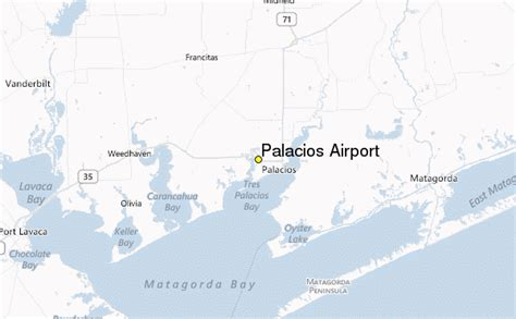 palacios texas map palacios airport weather station record historical weather for palacios airport texas