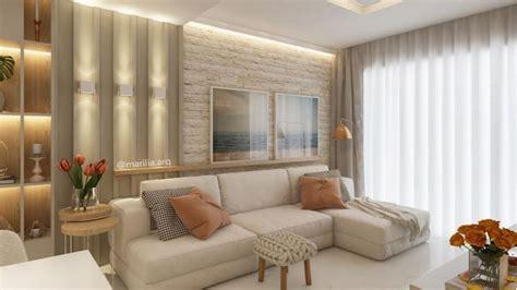 top  modern living room interior design  wall