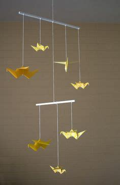 Origami Crane Mobile For Sale - 1000 images about mobile on mobiles origami