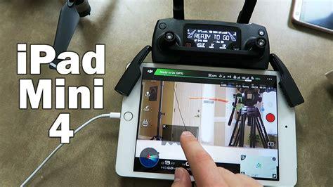 ipad mini   mavic pro hovercameradronecom