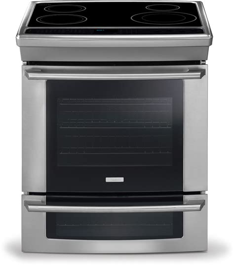 Oven Cooktop - electrolux ew30is65js 30 inch slide in induction range