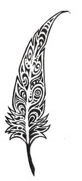 tribal feather tattoo 1000 images about feather tattoo on