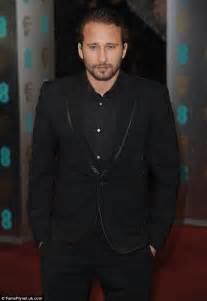 matthias schoenaerts is he married marriage split gemma arterton puts on a brave face to