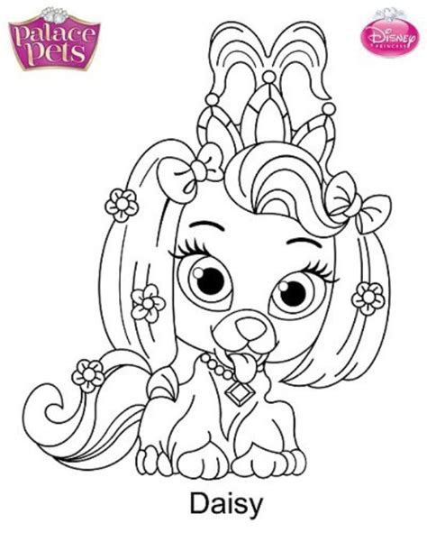 coloring pages palace pets kids n fun com 36 coloring pages of princess palace pets