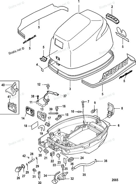 free download parts manuals 2006 mercury mariner on board diagnostic system 2006 mercury marine mercury outboard 1f10451hk cowling diagram and parts
