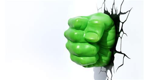 Transformers Wall Stickers hulk fist 3dlightfx