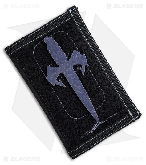 microtech credit card knife marfione custom assailant credit card knife purple