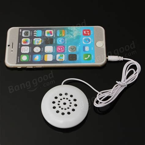 Pillow Speaker Nz by 3 5mm Mini Pillow Speaker For Mp3 Mp4 Player Iphone Ipod