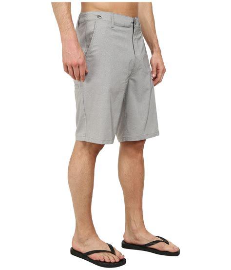 Kemeja Ripcurl 21 lyst rip curl mirage phase boardwalk shorts 21 in gray for