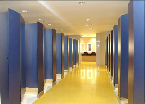 Plastic Laminated & Solid Plastic Toilet Partitions Buyers