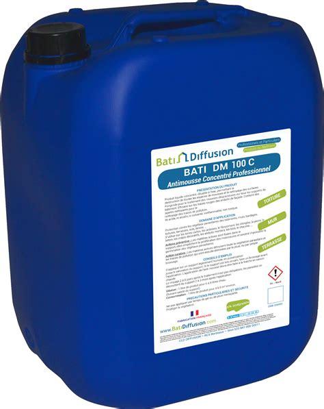 Produit Nettoyage Toiture Professionnel 1232 by Bati Dm 100 C Antimousse Concentr 233 Professionnel