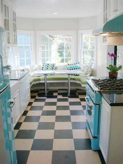retro kitchen flooring house of turquoise mercury mosaics