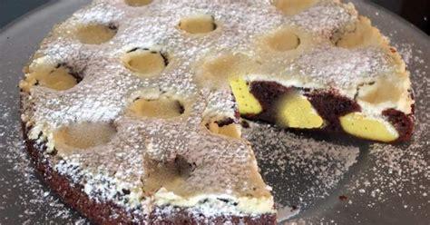 schoko kuchen schnell schneller schoko vanille kuchen schirmle ein