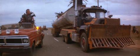 Topi Trucker Mad Max 1 top five badass trucks the fast truck
