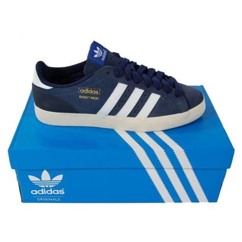 Sepatu Basket Adidas Drose 7 Low adidas originals basket profi low indigo mens clothing from attic clothing uk
