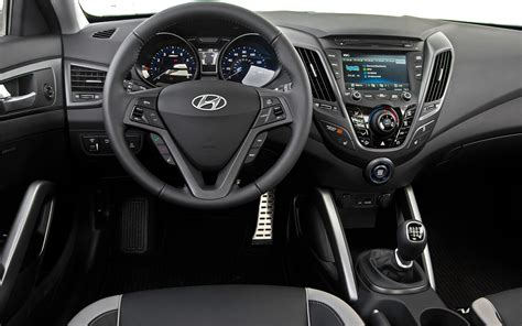 hyundai veloster turbo interior 2013 hyunda veloster turbo interior photo 3