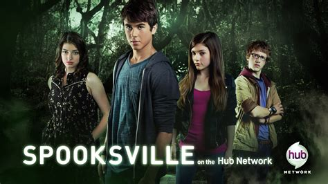 tv review spooksville on hub network alabama