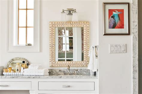 southern living bathroom ideas bathroom accessories texas coastal idea house tour