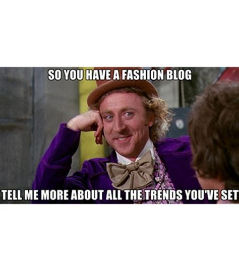 Best Memes Of All Time - the best fashion memes of all time whowhatwear com