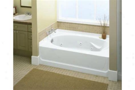 Sterling Bathtubs by Sterling 76101110 0 Ensemble Whirlpool Bath Tub Only Left