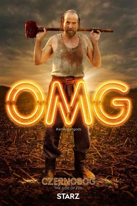omg new american gods character posters show us the