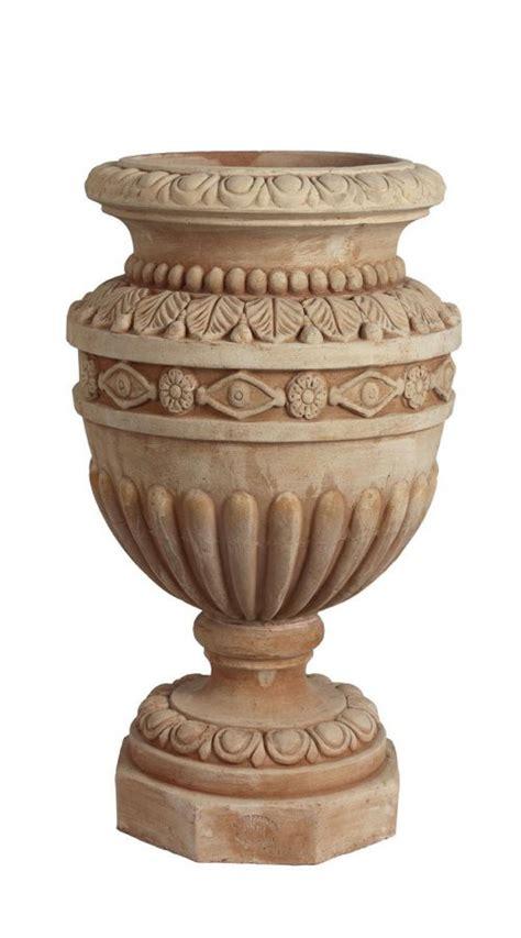 vaso egizio cotto vadi dettaglio