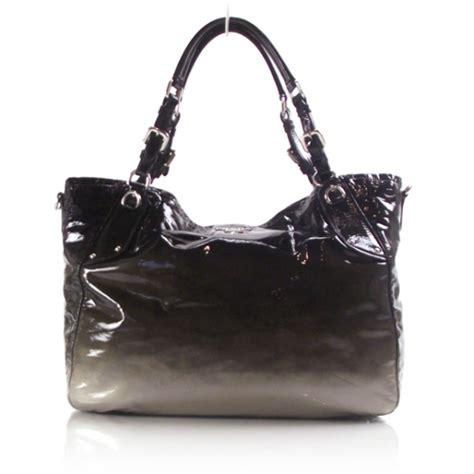 Prada Ombre Patent Leather Tote by Prada Patent Ombre Tote