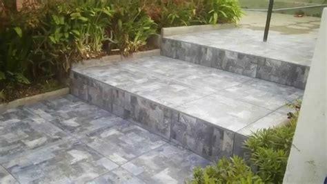 ceramicas para patios exteriores instalaci 211 n cer 193 micos en patio ceramic installation in