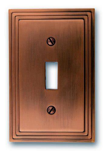 amerelle 84dn steps cast metal wallplate satin amerelle 84tac steps toggle wallplate antique copper ebay
