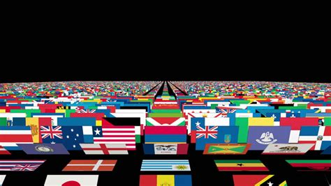 flags of the world design flags of the world carpet animation videos de metraje en