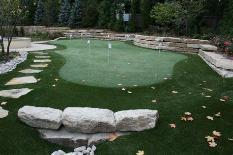 how to create a beautiful backyard how to make a putting green in your backyard large and beautiful gogo papa