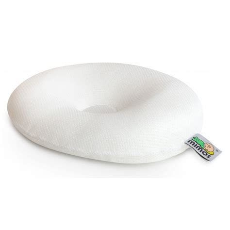 mimos baby pillow mimos flat prevention air spacer baby pillow s