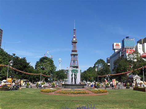 tempat wisata terpopuler  hokkaido jepang threexie