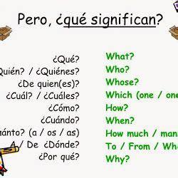 preguntas con which en ingles wh questions palabras para hacer preguntas who what