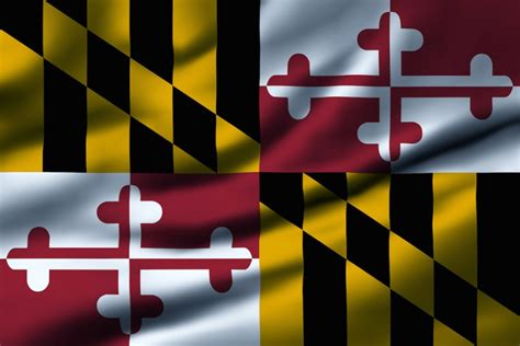 Search State Md Us Maryland S Flag Has A Subtle Symbol Of Confederate Sympathy Washingtonian