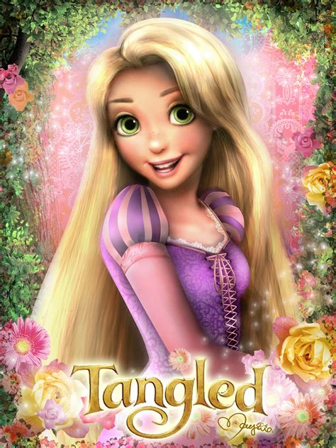 Tangled Images