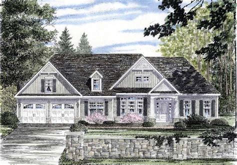 Cape Cod Cottage House Plans by Cape Cod Cottage Country Ranch House Plan 94188 Cape Cod