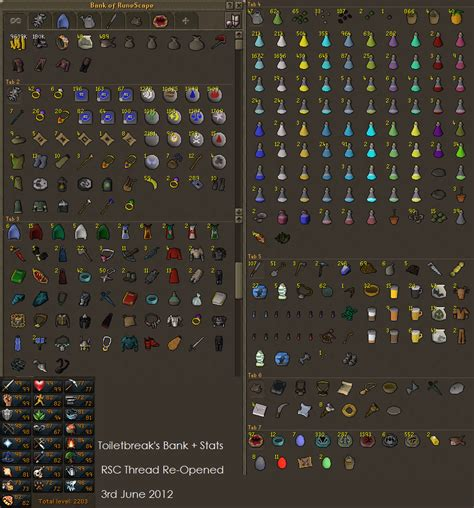 Rs3 30 Oct Toiletbreak Irontoilet 120 Attack House Layout Runescape 2007
