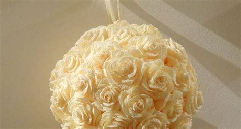 fiore carta crespa idee fiori carta crespa fiori di carta fiori di carta