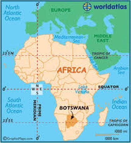 botswana on a world map the stupendous giraffe all about giraffes