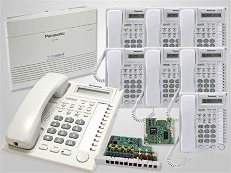 Pesawaat Telephon Panasonic Kx T7730 Berkualitas 8 8 panasonic kx t7730 white phones panasonic kx ta824 hybrid phone system with kx ta82483 3x8