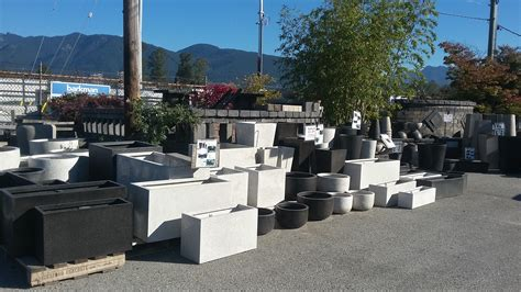 concrete planters for sale concretes for sale crafthubs exceptional photo ideas in